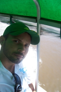 A caminho de Laranjal, Santarém (PA)